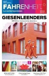 Villa Saengootsa featured in Farrenheit magazine Mexico