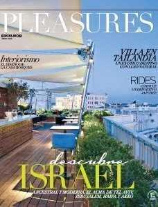 Villa Saengootsa featured in Pleasures magazine Israel
